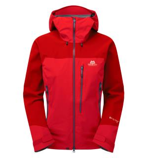 Manaslu W Jacket Imperial Red/Crimson 10