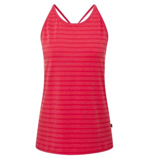 Rio Wmns Vest Virtual Pink stripe 12