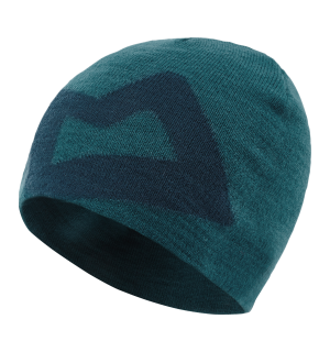 Branded Knitted Wmns Beanie Tasman/Legion Blue O/S