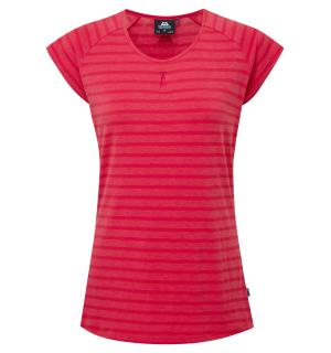 Equinox Wmns Tee Virtual Pink stripe 14