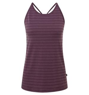 Rio Wmns Vest Blackberry stripe 14