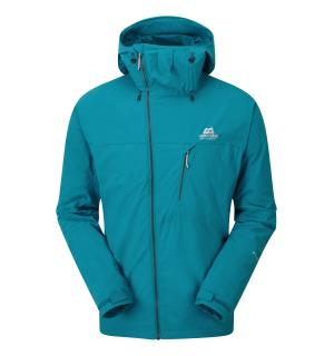 Squall Hooded Jacket Tasman Blue L