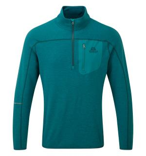 Integrity Zip T Tasman Blue M