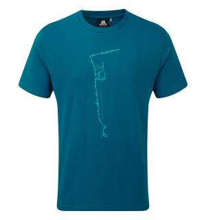 Yorik Tee Ink Blue L