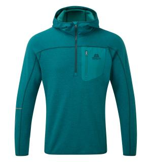 Integrity Hooded Zip-T Tasman Blue M