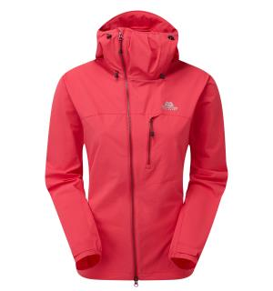 Squall W Hooded Jacket Virtual Pink 10