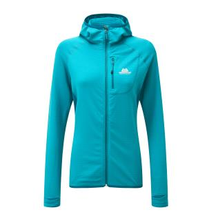 Eclipse Hooded Wmns Jacket Pool Blue/Tasman 10
