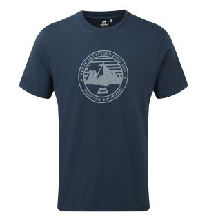 Roundel Tee Denim Blue L