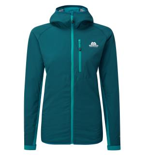 Switch Pro Hooded Wmns Jacket Leg/P.Blue 10