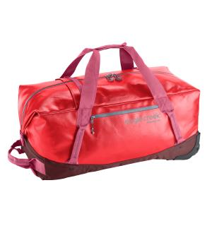 Migrate Wheeled Duffel 110L coral sunset