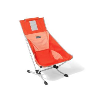 Helinox Beach Chair Crimson