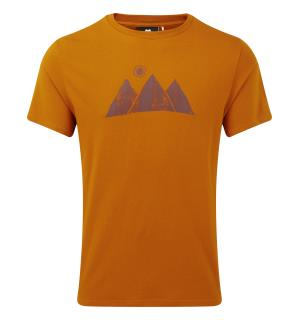 Mountain Sun Tee Pumpkin Spice L