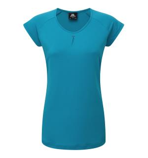 Equinox Wmns Tee Digital Blue  14