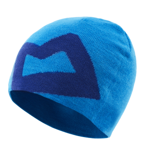 Branded Knitted Beanie Finch Blue/Lapis O/S