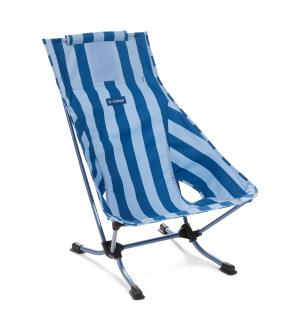 Helinox Beach Chair Blue Stripe