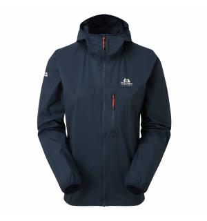 Aerofoil Full zip Wmns Jacket Blue Nights 10