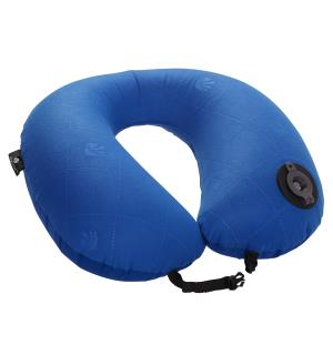 Exhale Neck Pillow Blue sea