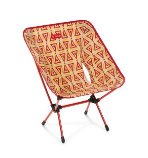 Helinox Chair One Triangle Red/Red  O/S