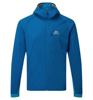 Switch Pro Hooded Jacket Lapis Blue/Finch Blue M