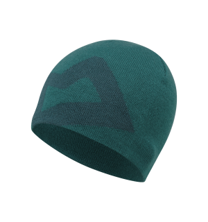 Branded Knitted Beanie Spruce/Deep Teal O/S