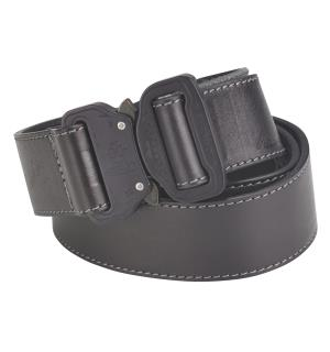 Leather Belt Black 100cm M