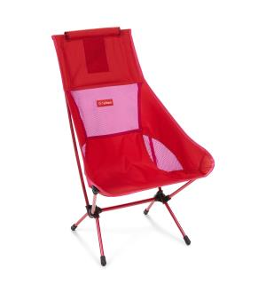Helinox Chair Two Red Block/Burgundy  O/S