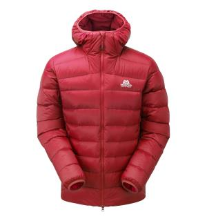 Skyline Hooded Jacket, Barbados Red, M