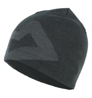 Branded Knitted Beanie Raven/Shadow