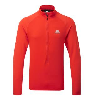 Eclipse Zip T, Cardinal Orange, L