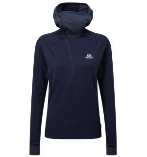 Eclipse Hooded Zip T Wmns Cosmos 10