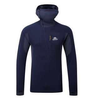 Eclipse Hooded Zip T Cosmos L