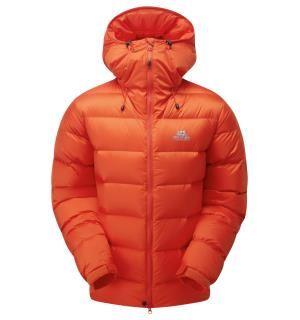 Vega Jacket Cardinal Orange XL